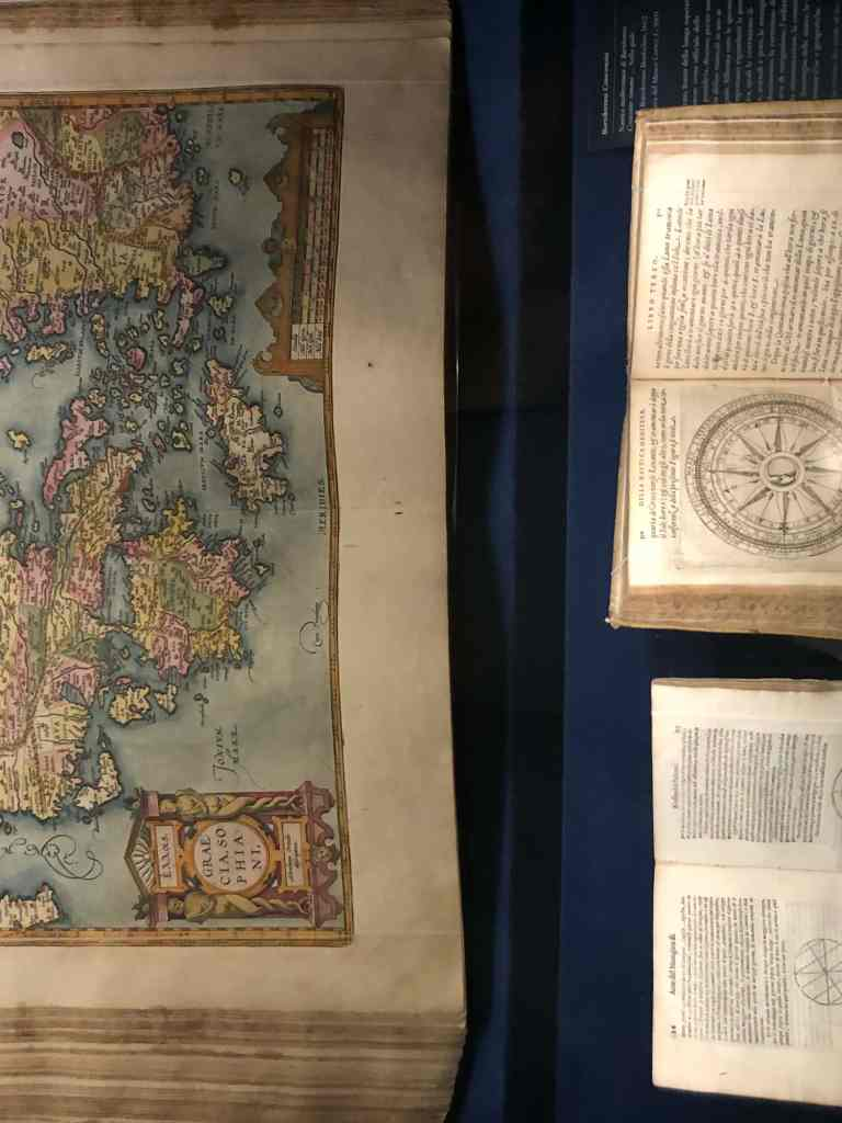 Maps at Museo Correr