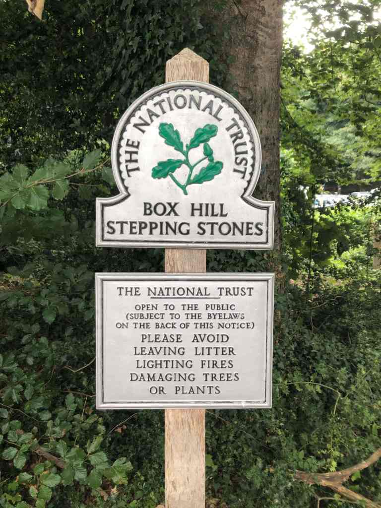 Box hill stepping stones national trust