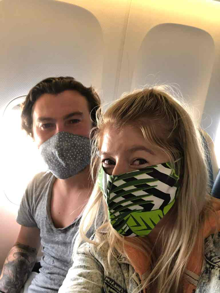 Turkish airlines flight covid