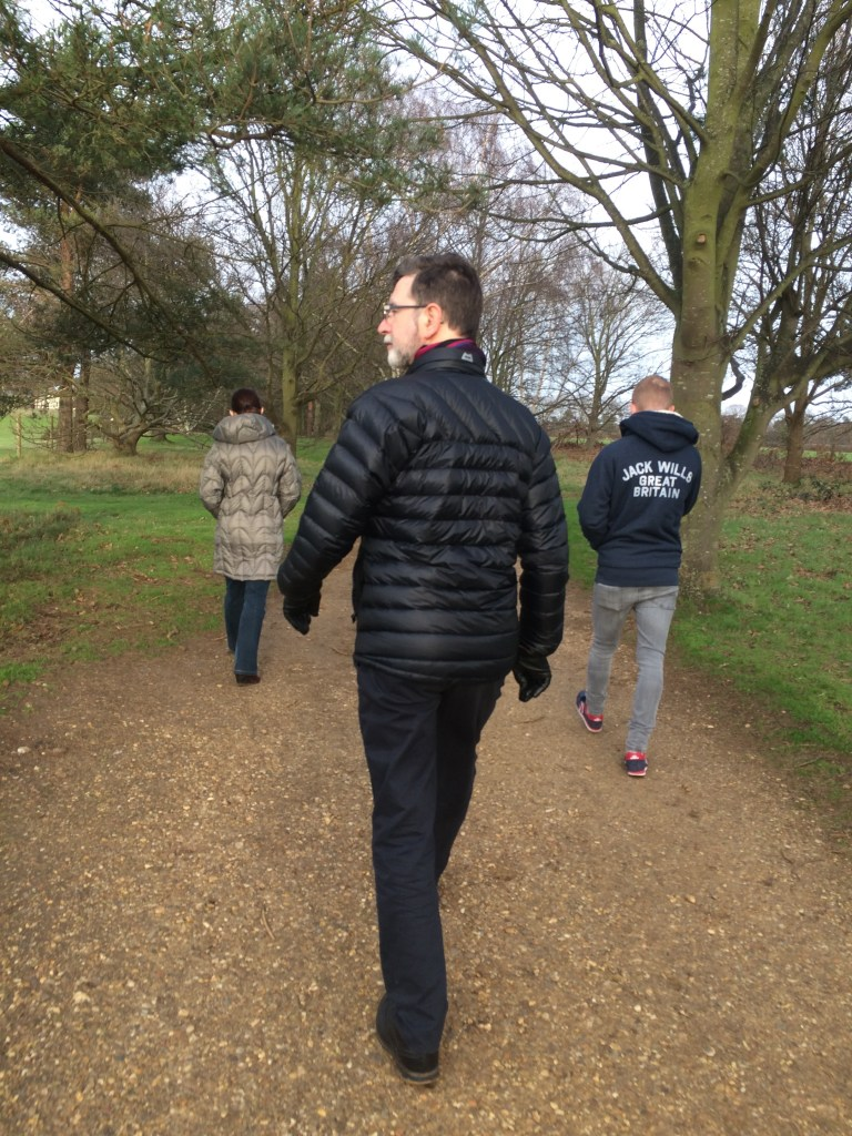 Sutton Hoo walks
