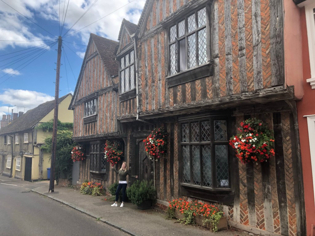 Godric's hollow lavenham