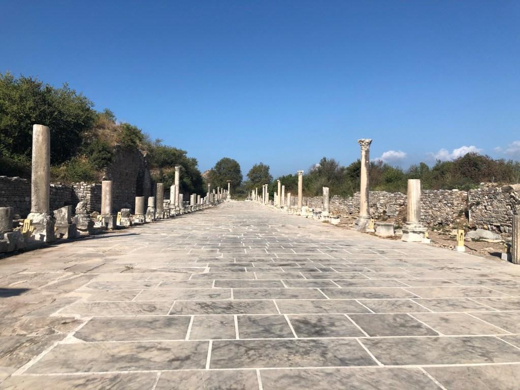 Harbour street Ephesus