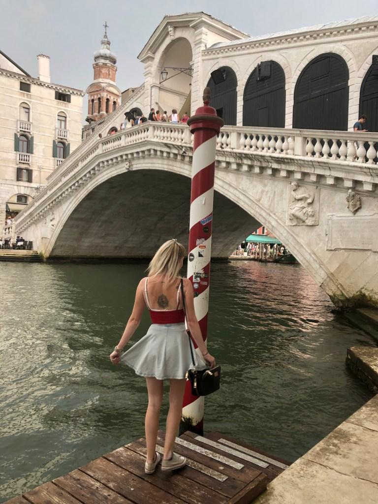 Rialto bridge instagram spots