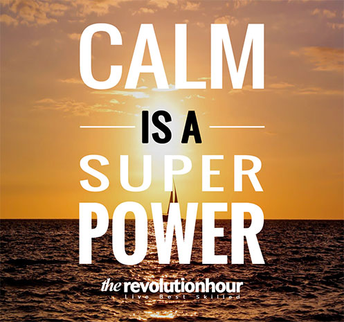 power calm