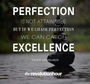 excellence perfection