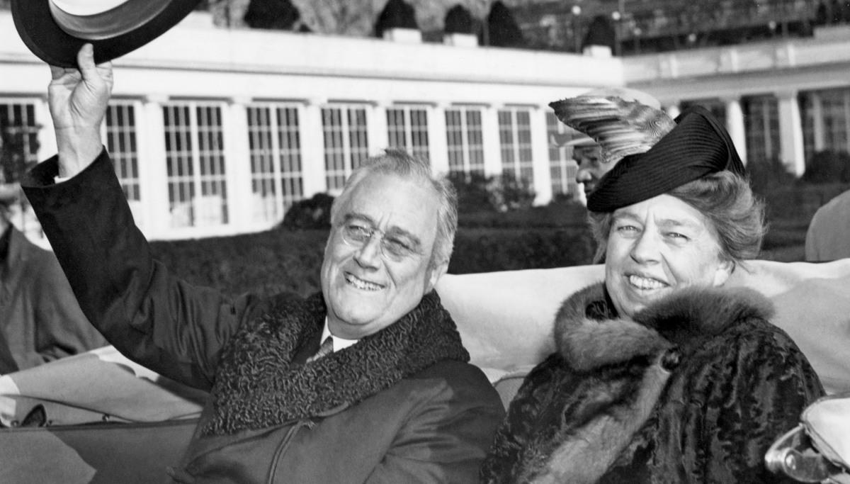 Ii Eleanor Roosevelt Politics Public Life Women Take The Lead