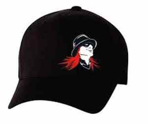 Rebel Hat Front