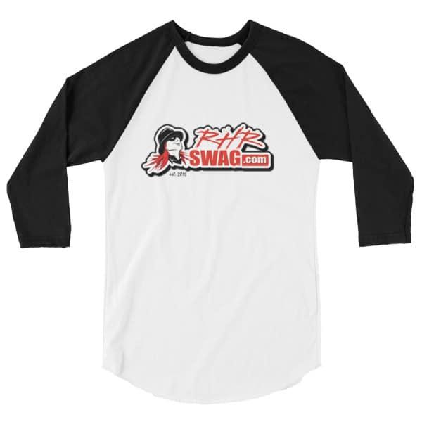 RHR Swag 3/4 Sleeve Raglan Shirt