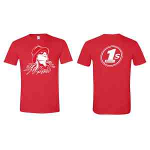 Red Headed Rebel® Washed Out T-Shirts