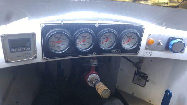 RHR Cockpit Led Light