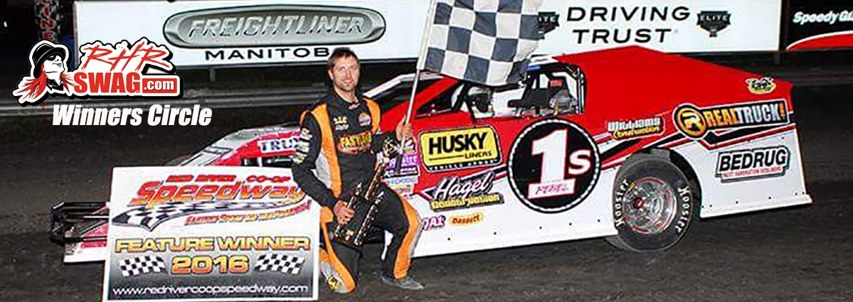 RHR Swag Racing WInners Circle