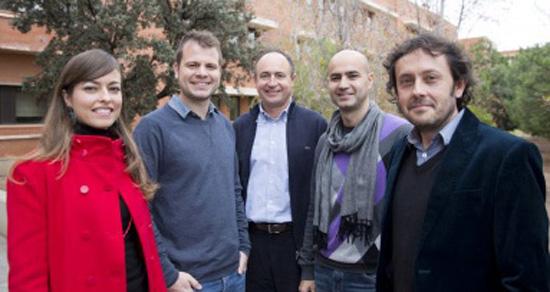 Los miembros del equipo IDEA de la UJI que han realizado la investigación.