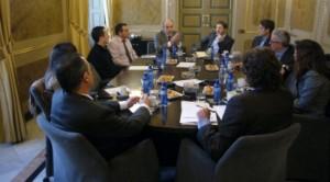 La Fundación ÉTNOR ha organizado su primer desayuno empresarial.