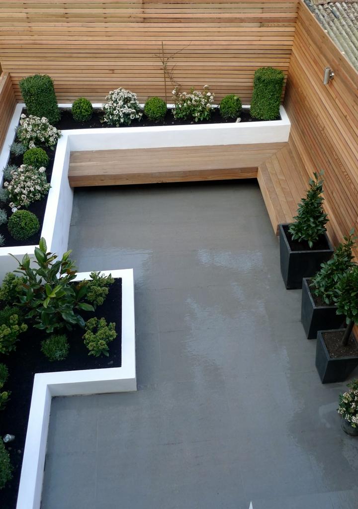 Outside Garden Ideas Design