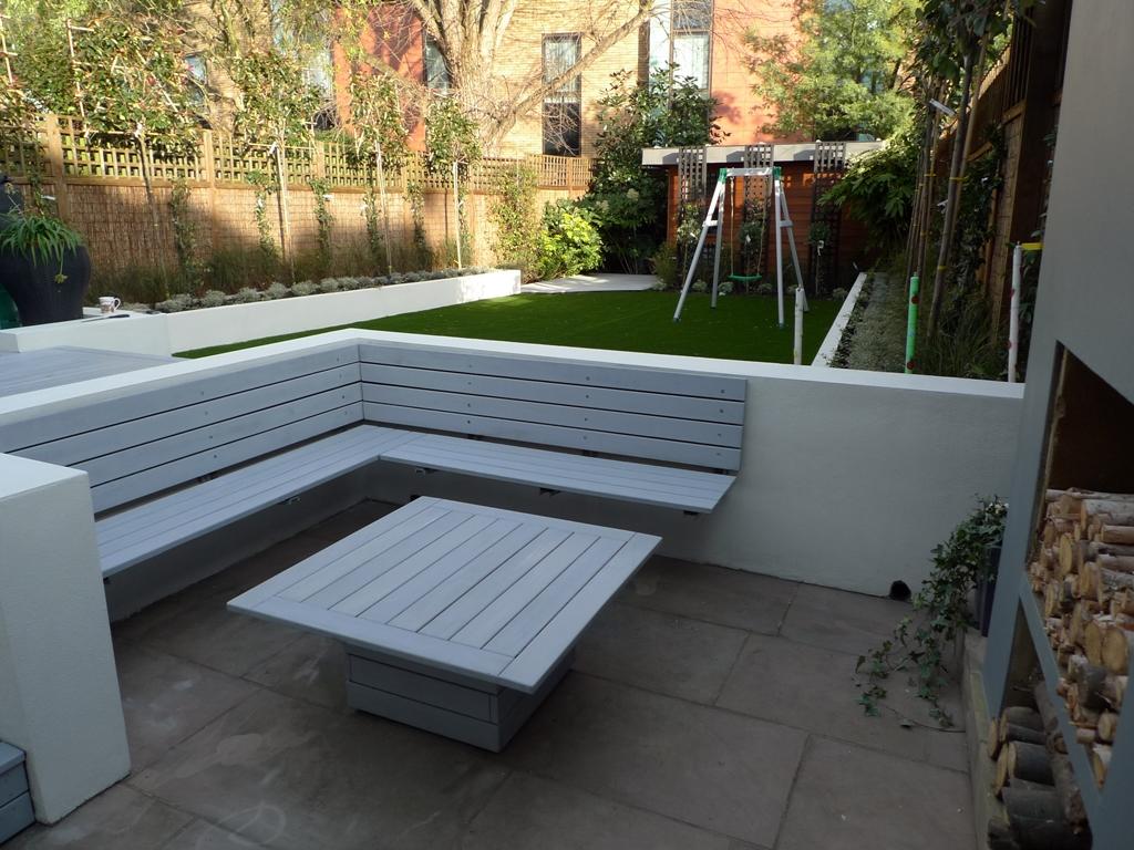 More Picture Of Modern Garden Design Balham Wandsworth