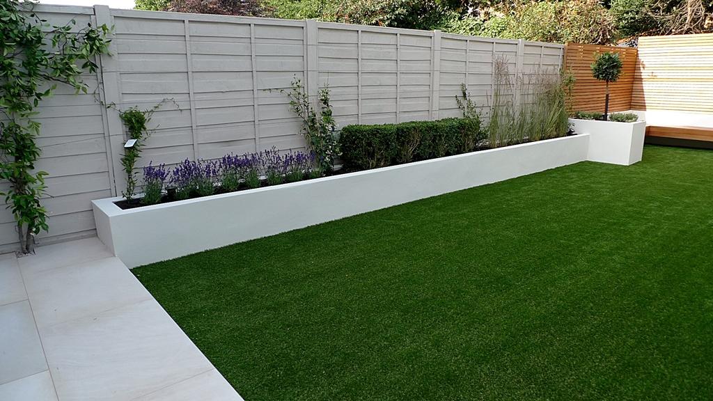 Ten Modern Garden Designs London 2014 - London Garden Blog on Modern Back Garden Ideas id=16619