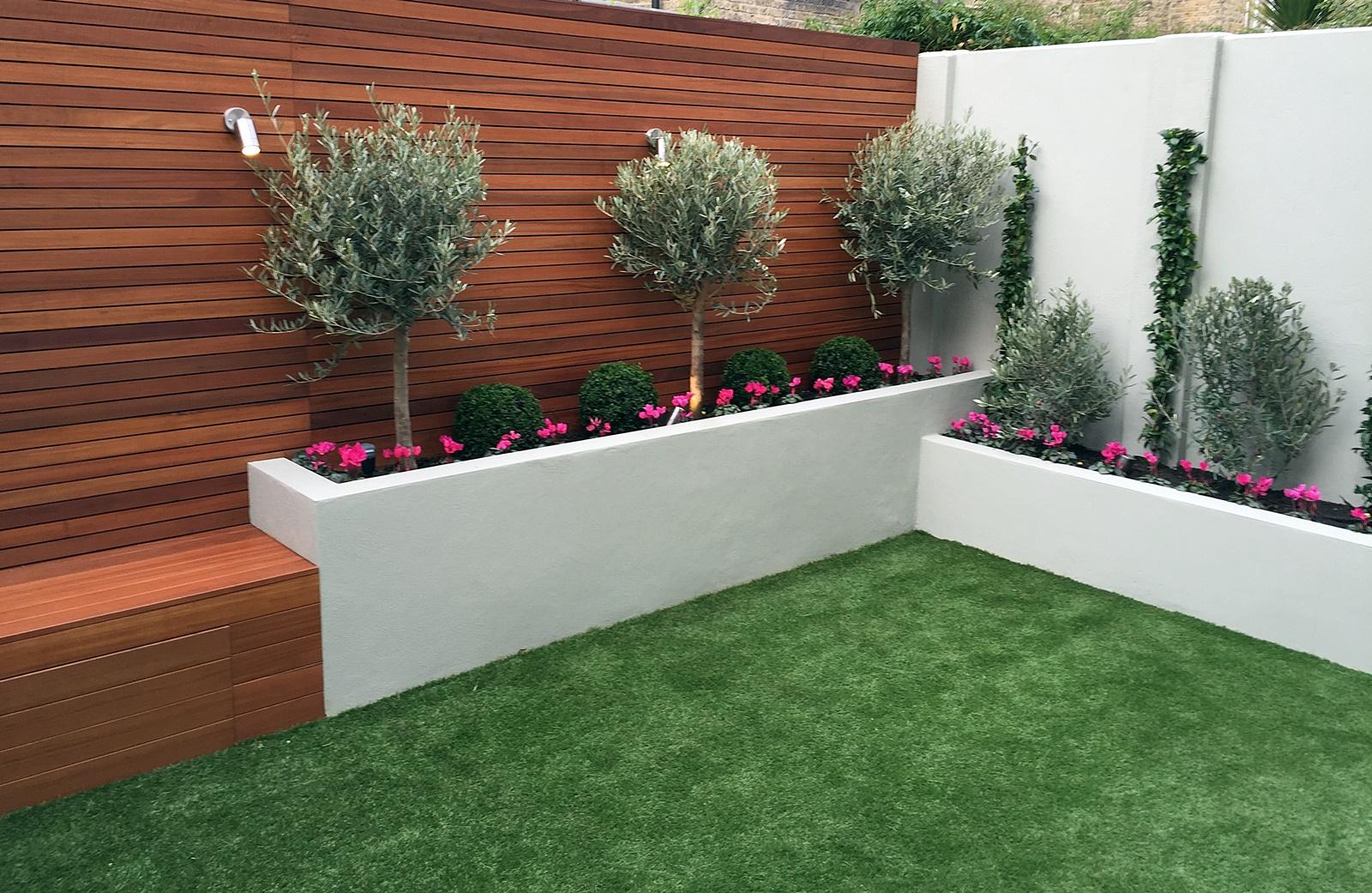 Simple Small Garden Designs