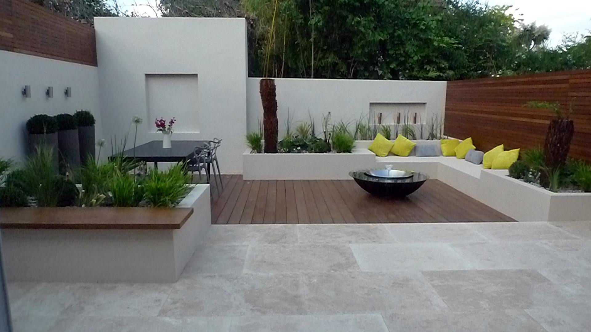 Modern Garden Design Cat Howard - London Garden Blog on Modern Small Backyard Ideas id=79206