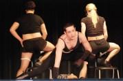 "Ian Haas during ""Cell Block Tango"" photo by Sami Murray"