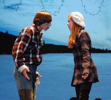 """Justin Kinnon and Catherine Crocker in """"Where It Went."""""""