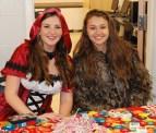 Noelle Atkins and Rachel