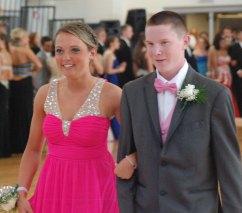 Allie Sammon and Kyle Duncan.