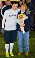 Steve Shorrock and his mom, Maureen