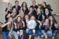 RHS SGC at the MASC Lip Sync Contest. Rockland High came in 2nd place.