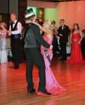 Myah and Joe share a dance