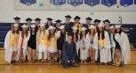 Some of the graduates
