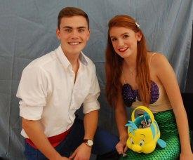 Adam Royle and Kaylee Patten