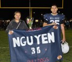 Henry Nguyen and his mom, Jenny