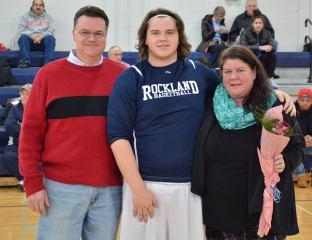 John MacDonald and his parents