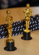 Statuettes presented to drama award winners on Friday, May 5.