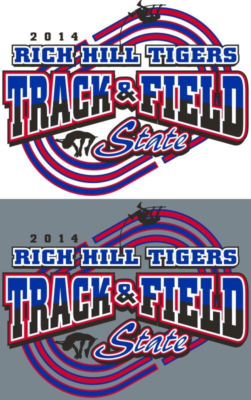 State Track T-Shirts | rhtigertalk