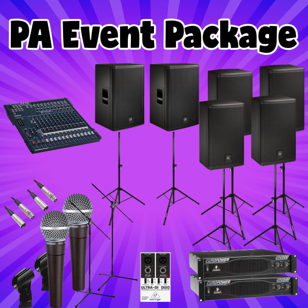 event packages uk