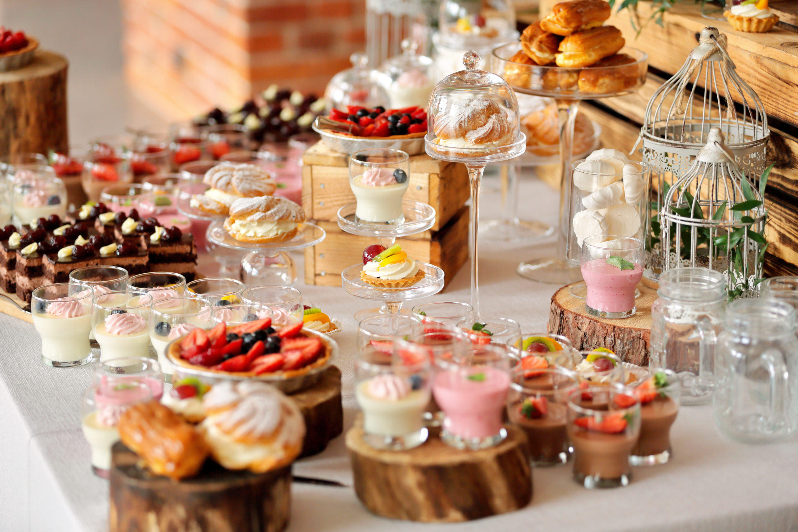 catering sweets