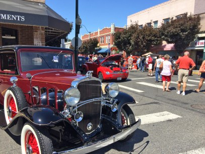 From old to new, there were many classy chassis in Sumner.