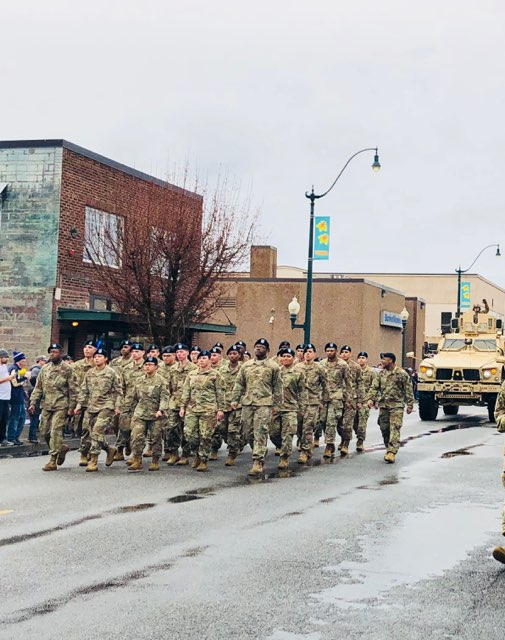Eighty-five years ago, the commander of then Ft. Lewis was part of the group who started the Daffodil Festival. The soliders at JBLM, especially those in the 13th CSSB remain an important part of our community.