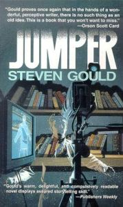 Jumper - book cover