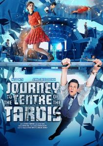 Poster for Doctor Who Journey to the Centre of the TARDIS