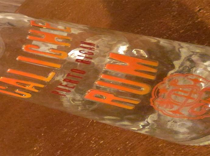 Caliche Puerto Rican Rum – Rhum Portoricain [2/365]