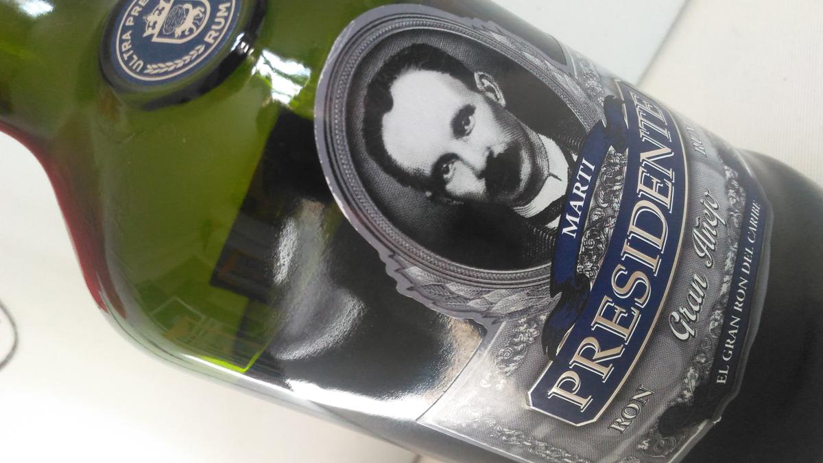Rhum Presidente Martí Gran Anejo [29/365]
