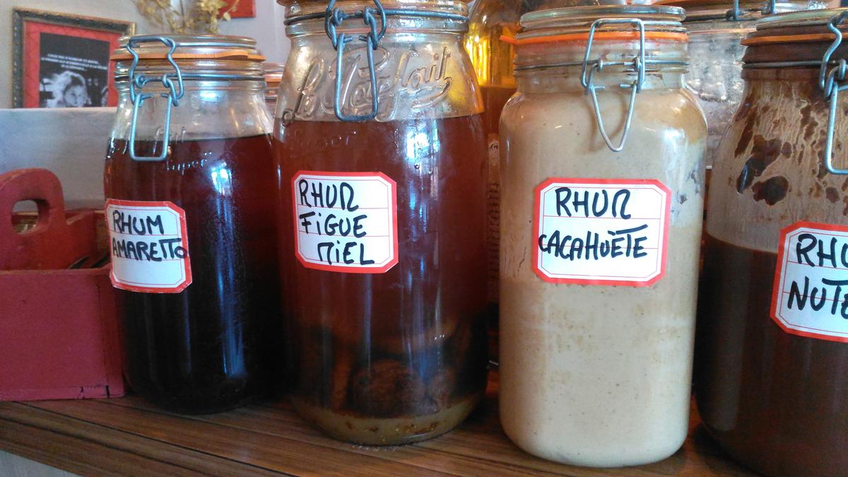 Rhum Arrangé Figue et Miel [16/365]