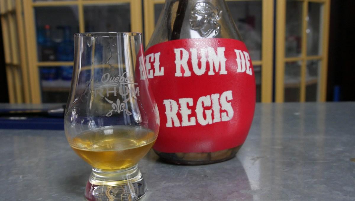 Rhum arrangé El rum de Régis [56/365]