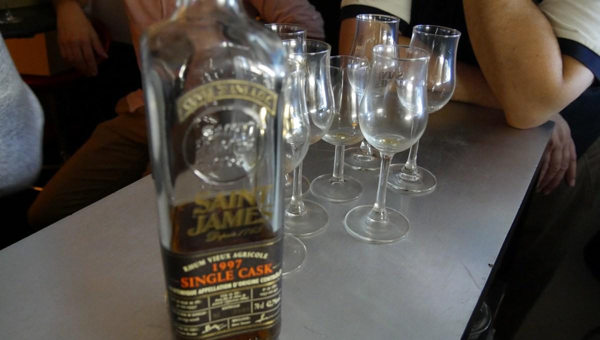 Saint James Single cask 1997 [41/365]