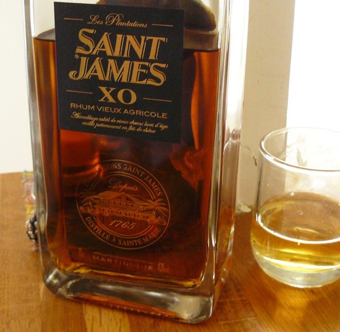 Saint James XO – Rhum vieux [46/365]