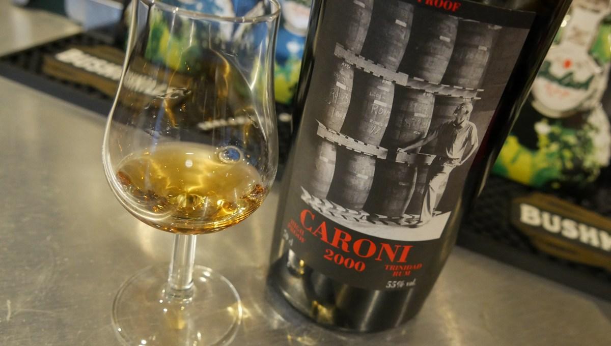 Caroni 2000 Velier – 100% Trinidad Rum [67/365]