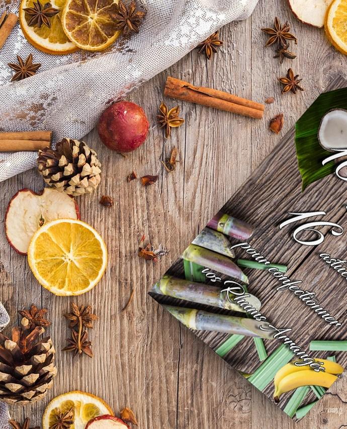 Comment faire un rhum arrangé: fruits? Épices? Temps de macération [122/365]