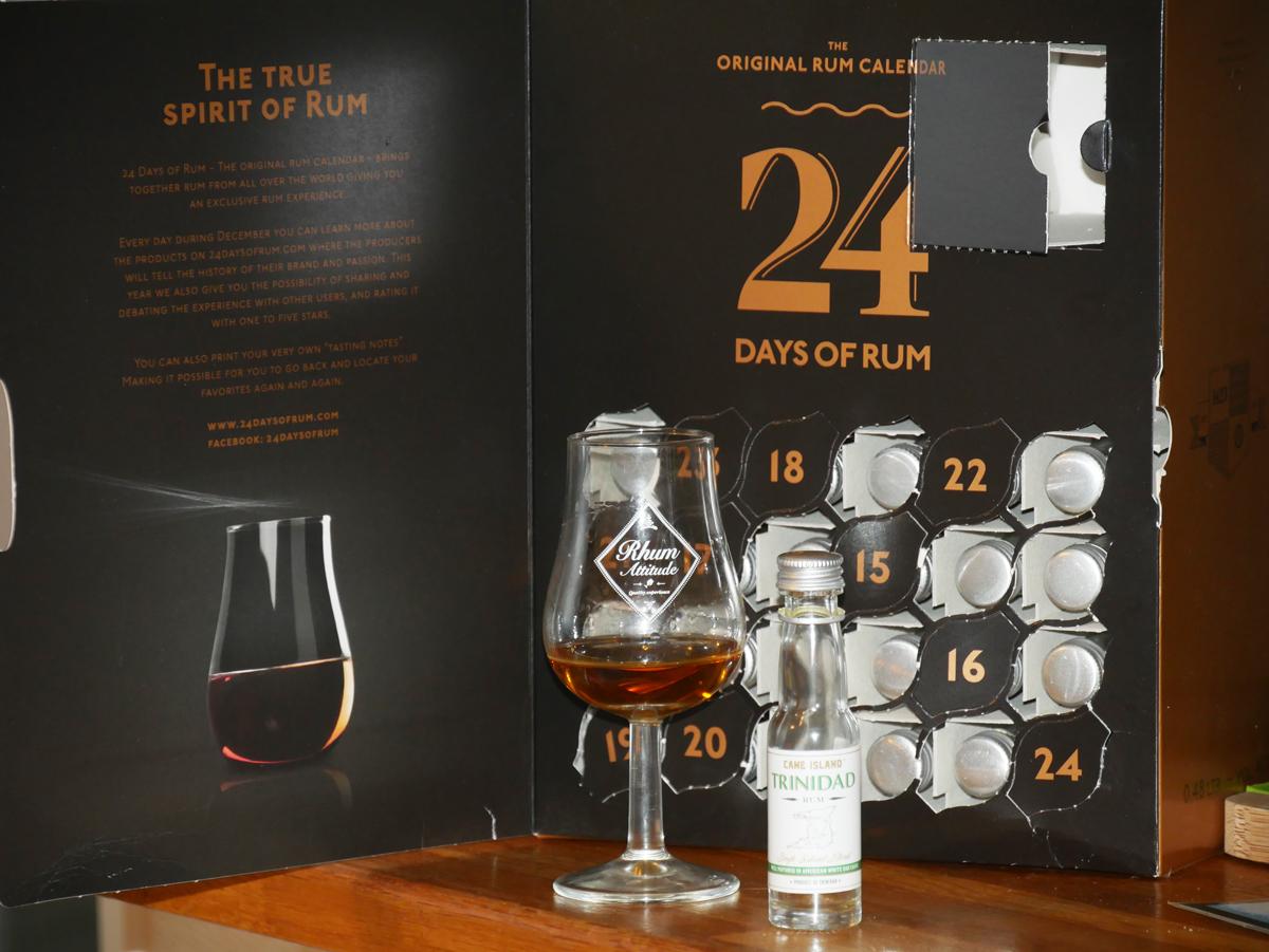 Calendrier Avent Rhum.Cane Island Trinidad Rum 141 365 Rhum Et Whisky
